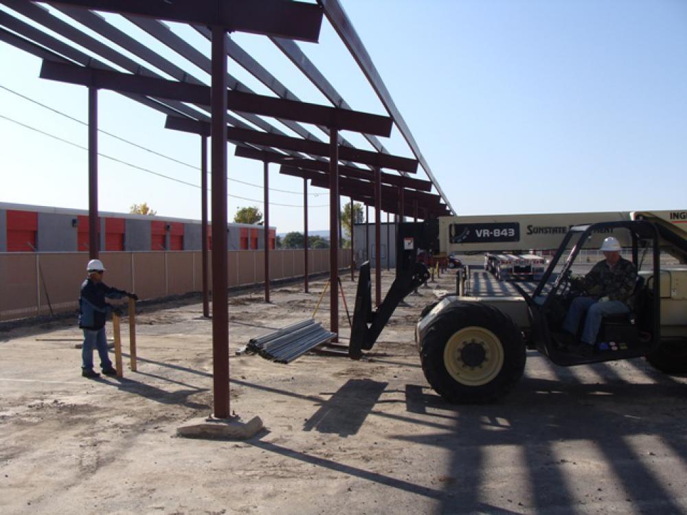 Scientific Drilling Ford Construction