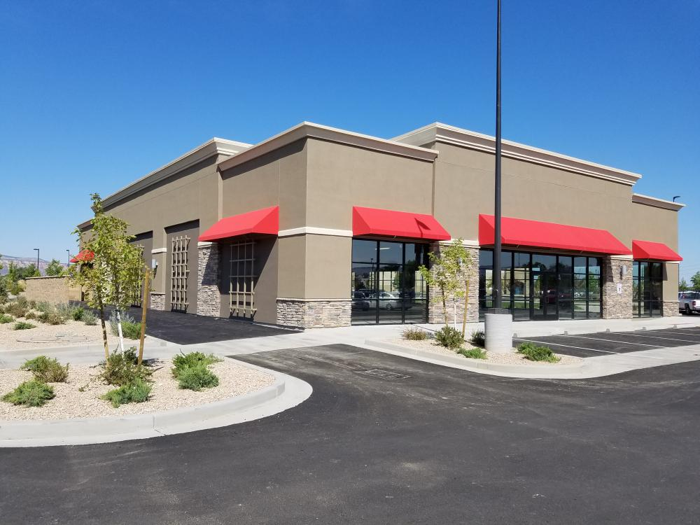 Mattress Firm Ford Construction